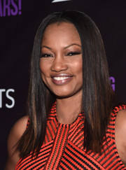 Garcelle Beauvais attended the P.S. Arts party wearing this stylish pin-straight 'do.