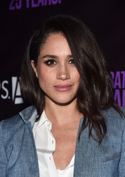 Meghan Markle rocked a plumped-up 'do at the P.S. Arts party.