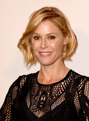 Julie Bowen showed off a stylish bob at the 2018 LitFest Gala.