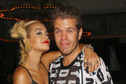 Rita Ora and Perez Hilton Photo