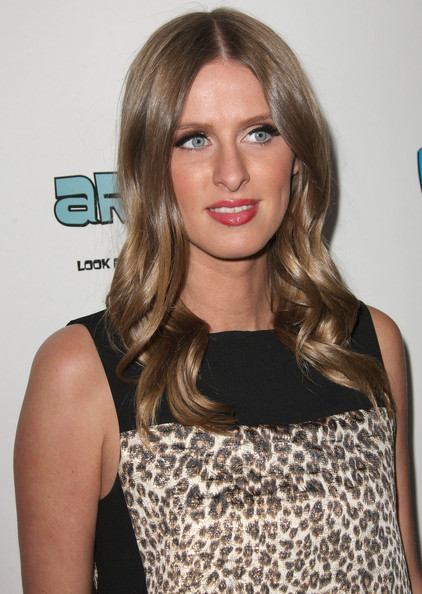 More Pics of Nicky Hilton Long Curls (1 of 12) - Nicky Hilton Lookbook - StyleBistro