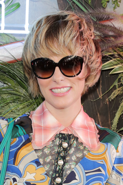 Parker Posey Bowl Cut