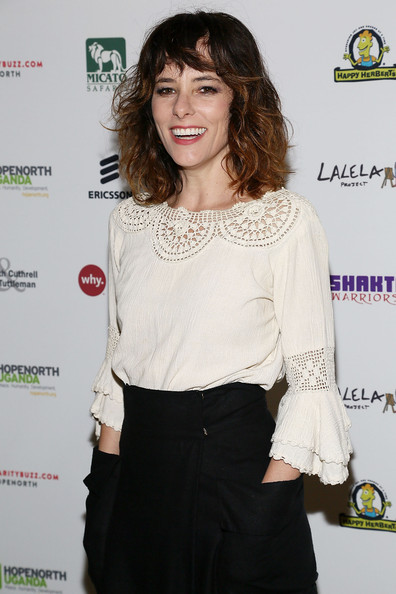 Parker Posey Embellished Top
