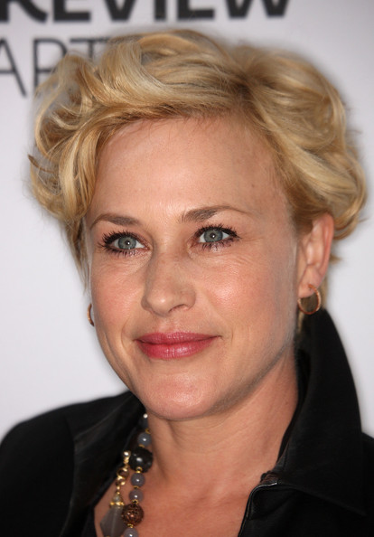Patricia Arquette Short Curls [paleyfest tv guide magazine,medium,hair,face,hairstyle,blond,eyebrow,chin,forehead,head,lip,nose,patricia arquette,california,beverly hills,the paley center for media,cbs fall tv preview party,paleyfest,cbs fall,television preview party]