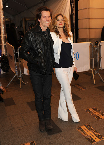 More Pics of Kyra Sedgwick Pantsuit (1 of 5) - Kyra Sedgwick Lookbook - StyleBistro