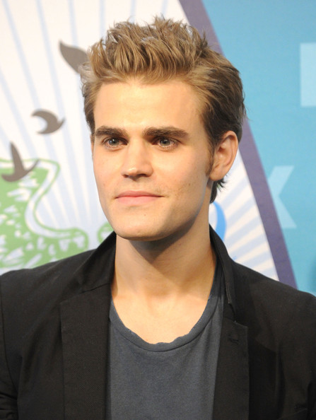 Paul Wesley Short Straight Cut
