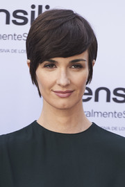 Paz Vega has certainly mastered the art of the emo bangs!