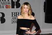 Peaches Geldof Crop Top