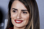 Penelope Cruz Long Straight Cut