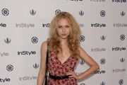 Penelope Mitchell Print Dress