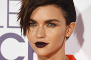 Ruby Rose Dark Lipstick