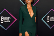 Kat Graham Form-Fitting Dress