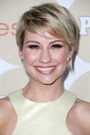 Chelsea Kane looked oh-so-cool with her layered razor cut during People's Ones to Watch party.