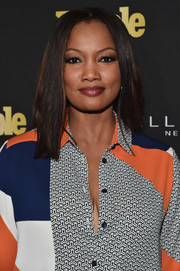 Garcelle Beavais looked stylish with her flat-ironed hair at the Ones to Watch event.