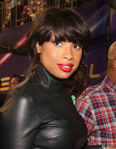 More Pics of Jennifer Hudson Evening Pumps (1 of 25) - Evening Pumps Lookbook - StyleBistro