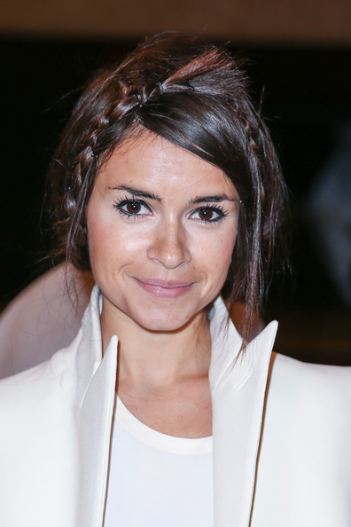 Miroslava Duma's Loose Crown