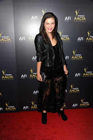 Phoebe Tonkin Ankle Boots