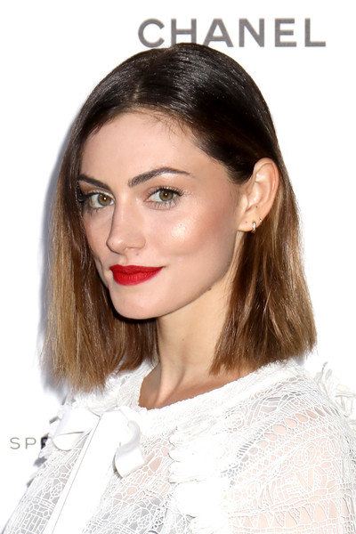 Phoebe Tonkin Short Straight Cut