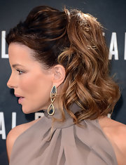 '60s bouffant ponytails are all the rage right now! We love Kate's voluminous take on the style.