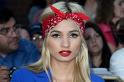 Pia Mia Perez Long Straight Cut