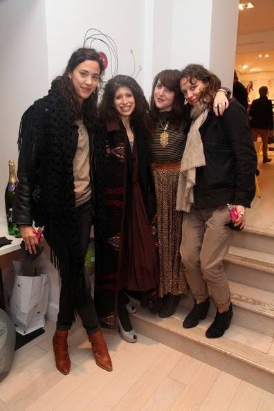 Petit Bateau On Madison Avenue 10th Anniversary With Refinery 29