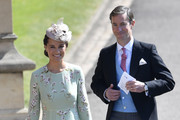 Pippa Middleton Print Dress
