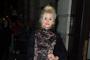 Pixie Lott Sheer Dress