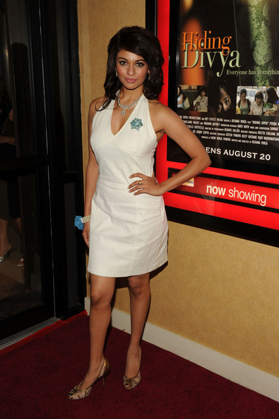 Pooja Kumar Halter Dress