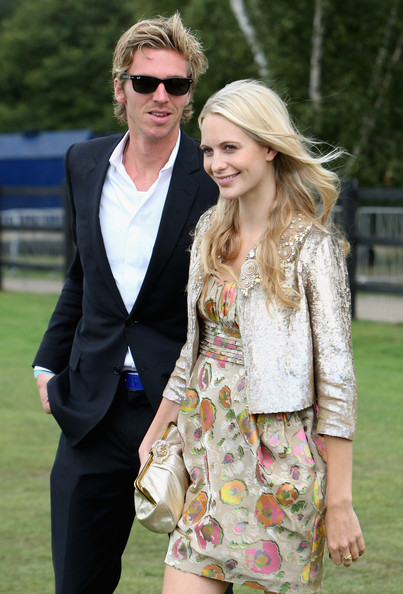Poppy Delevingne Sequined Jacket