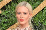 Poppy Delevingne Red Lipstick
