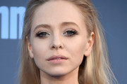 Portia Doubleday Long Straight Cut