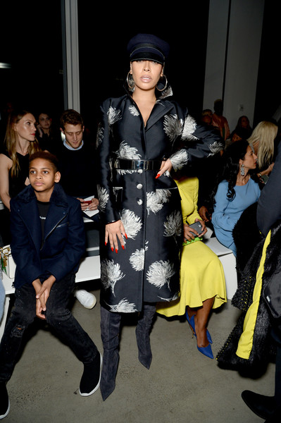 La La Anthony at Prabal Gurung