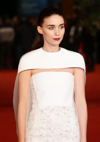 More Pics of Rooney Mara Cocktail Dress (1 of 32) - Rooney Mara Lookbook - StyleBistro