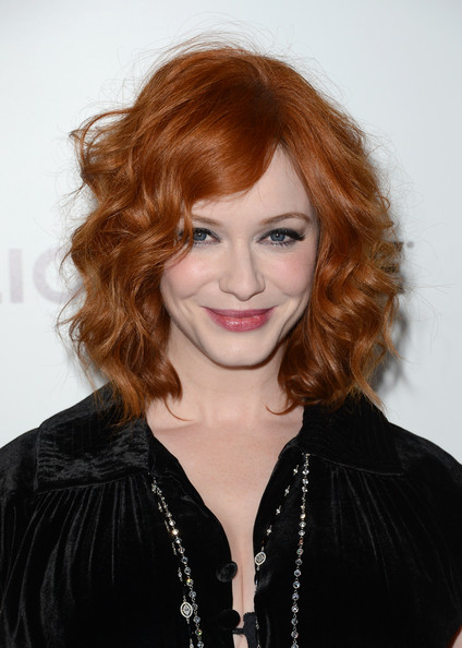 More Pics of Christina Hendricks Pumps (7 of 67) - Christina Hendricks Lookbook - StyleBistro