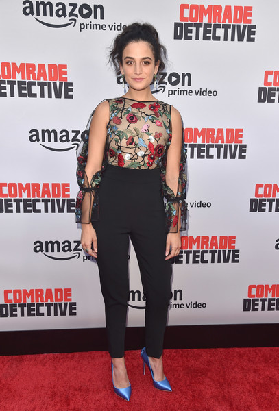 Look of the Day: August 4th, Jenny Slate