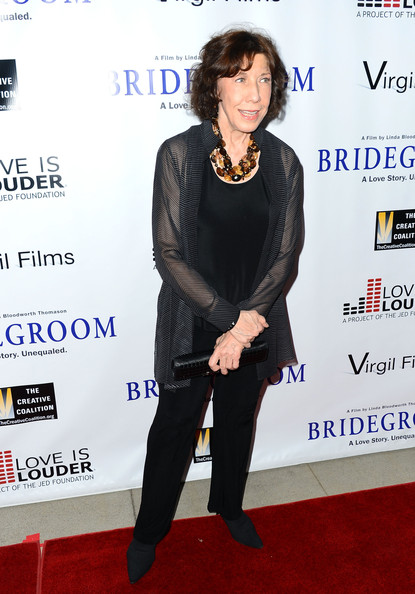 More Pics of Lily Tomlin Blazer (1 of 7) - Blazer Lookbook - StyleBistro