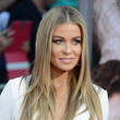 Carmen Electra's Pin-Straight Layers