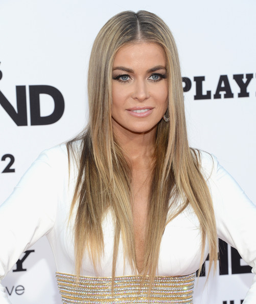 More Pics of Carmen Electra Evening Dress (1 of 14) - Carmen Electra Lookbook - StyleBistro