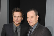 Len Wiseman and Bryan Cranston Photo