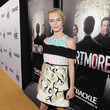 Look of the Day, October 30: Kate Bosworth's Mixed Media
