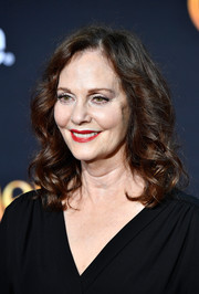 Lesley Ann Warren looked ladylike with her shoulder-length curls at the premiere of 'Christopher Robin.'
