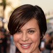 Catherine Bell's Cool Short Style