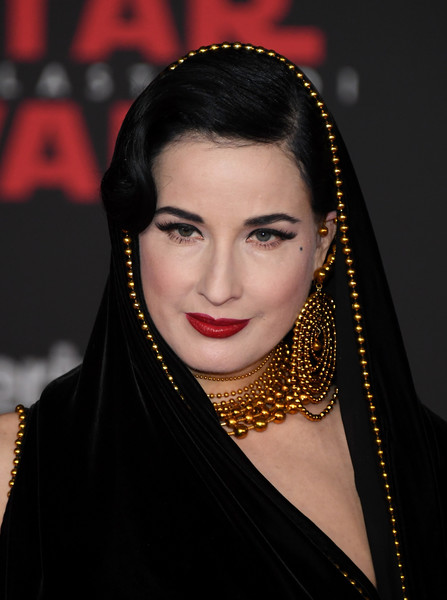 8e86620d5f6f More Pics of Dita Von Teese Red Lipstick (3 of 21) - Dita Von Teese Lookbook  - StyleBistro
