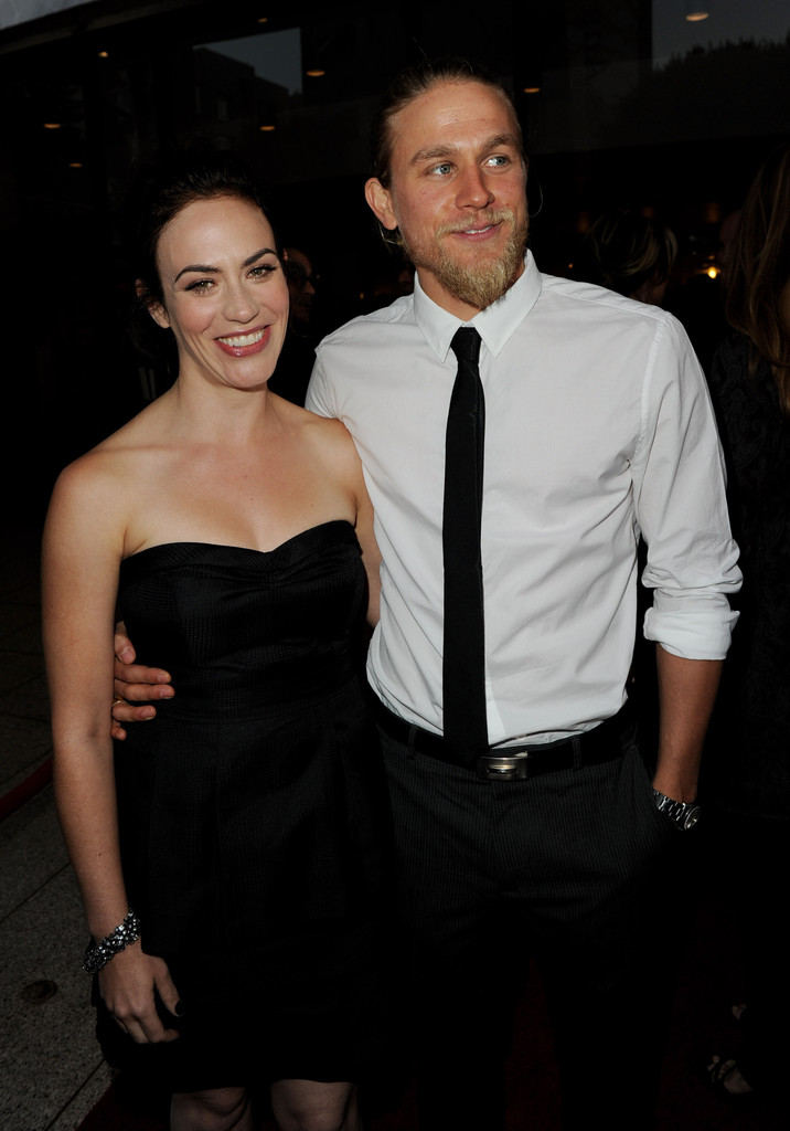 More Pics Of Maggie Siff Little Black Dress 4 Of 11
