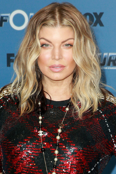 Fergie's Messy-Chic Waves