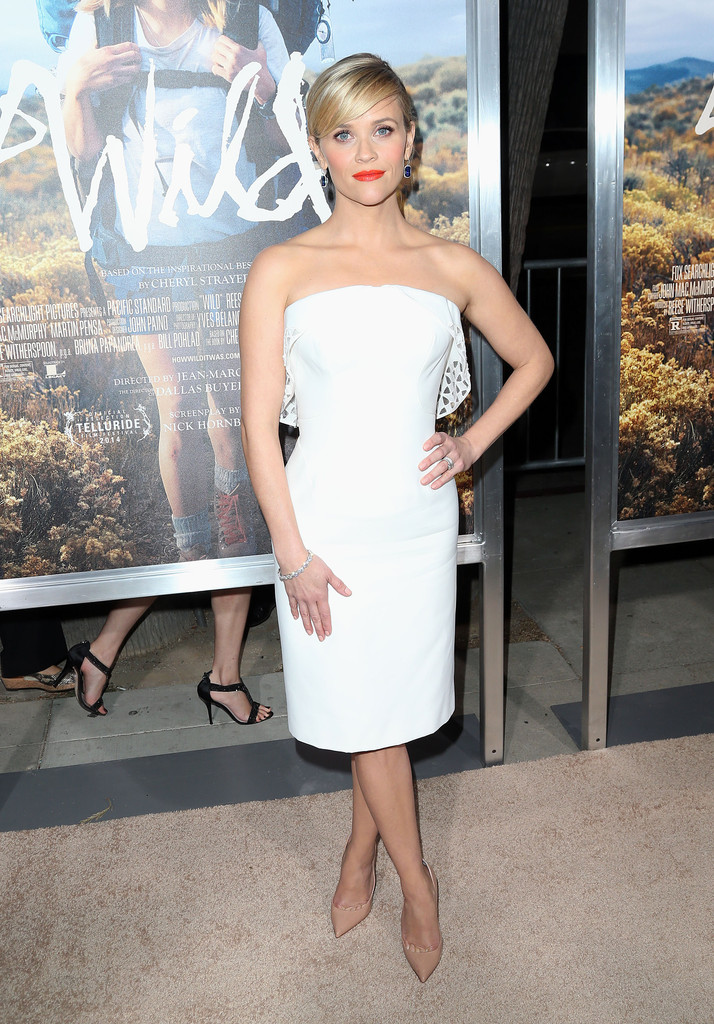 Look Of The Day November 20th Reese Witherspoon S White