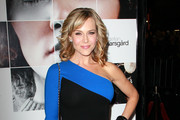 Actress Julie Benz attends the premiere of