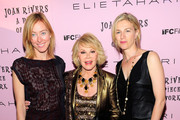 Joan Rivers and Ricki Stern Photo