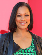 Garcelle Beauvais kept it casual with this mid-length bob at the premiere of 'The Lego Movie.'