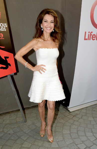 Susan Lucci The Most Beautiful Women Over 60 Stylebistro